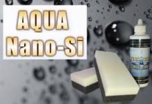 完全無機質 ガラス系コーティング アクア・ナノ