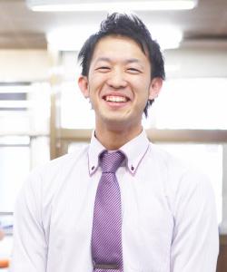 中央/営業主任 Kさん